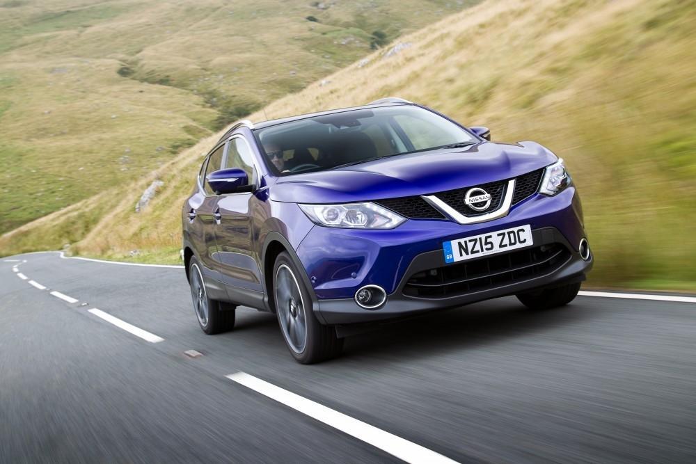 Nissan Qashqai Named Best Mainstream SUV