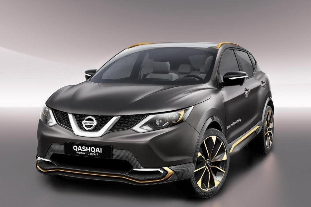 'Piloted Drive' Tech for Nissan Qashqai