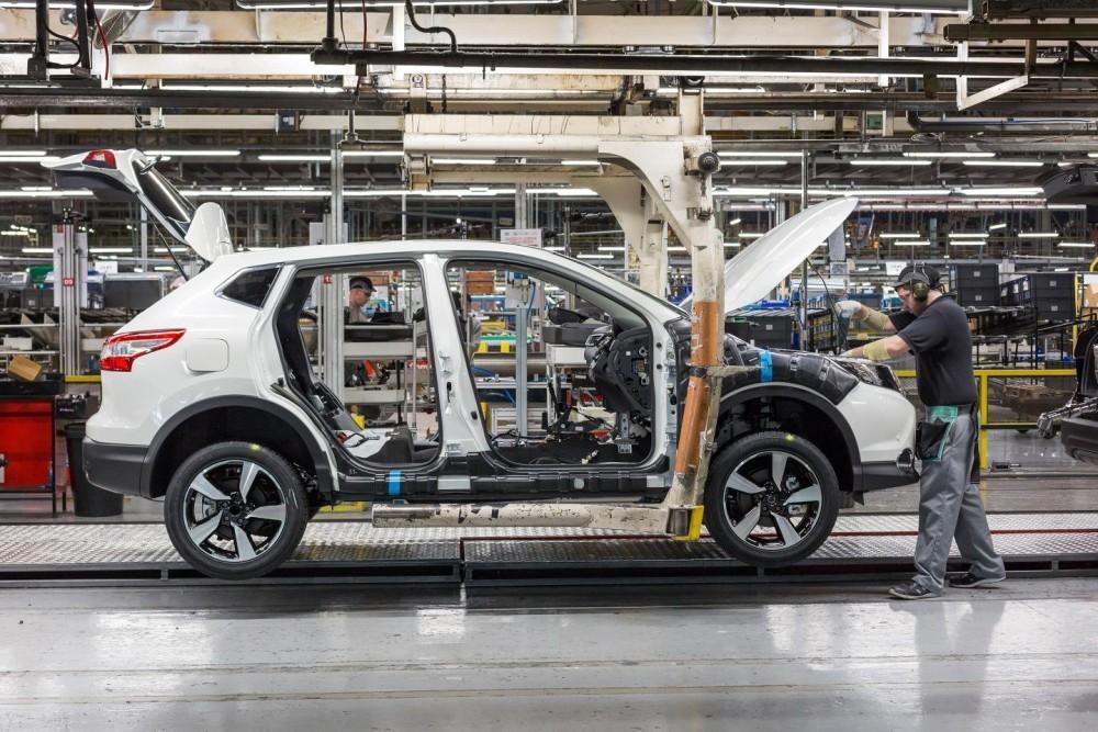 Nissan to Increase Qashqai Capacity