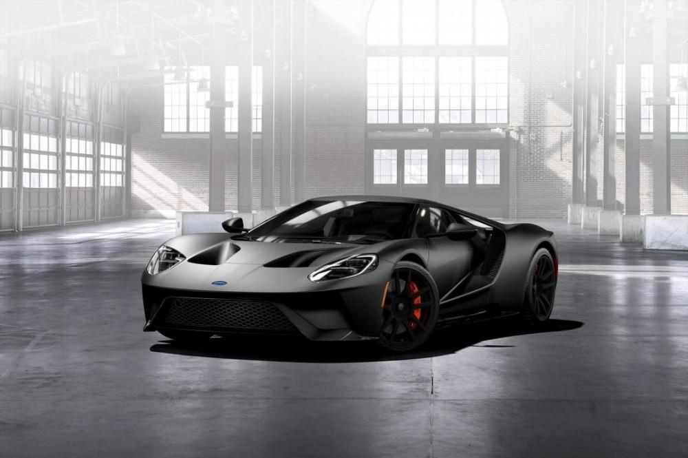 Thousands Apply to Own New Ford GT in Just One Month