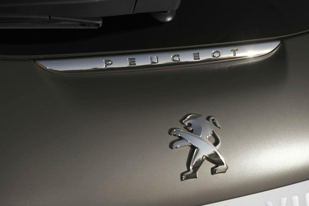 Peugeot Reveals Unique New Textured Paint for 208