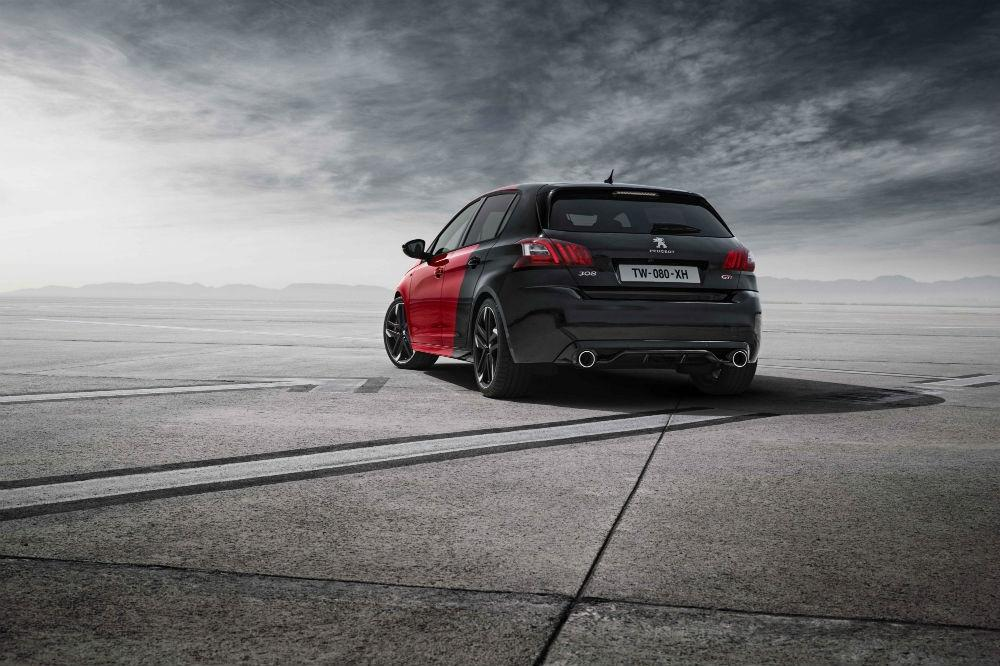 Peugeot 308 GTi to debut next weekend