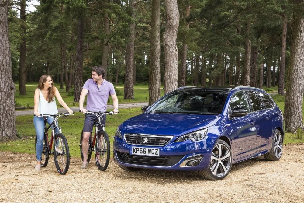 Peugeot 308 SW BlueHDi 180 GT Review
