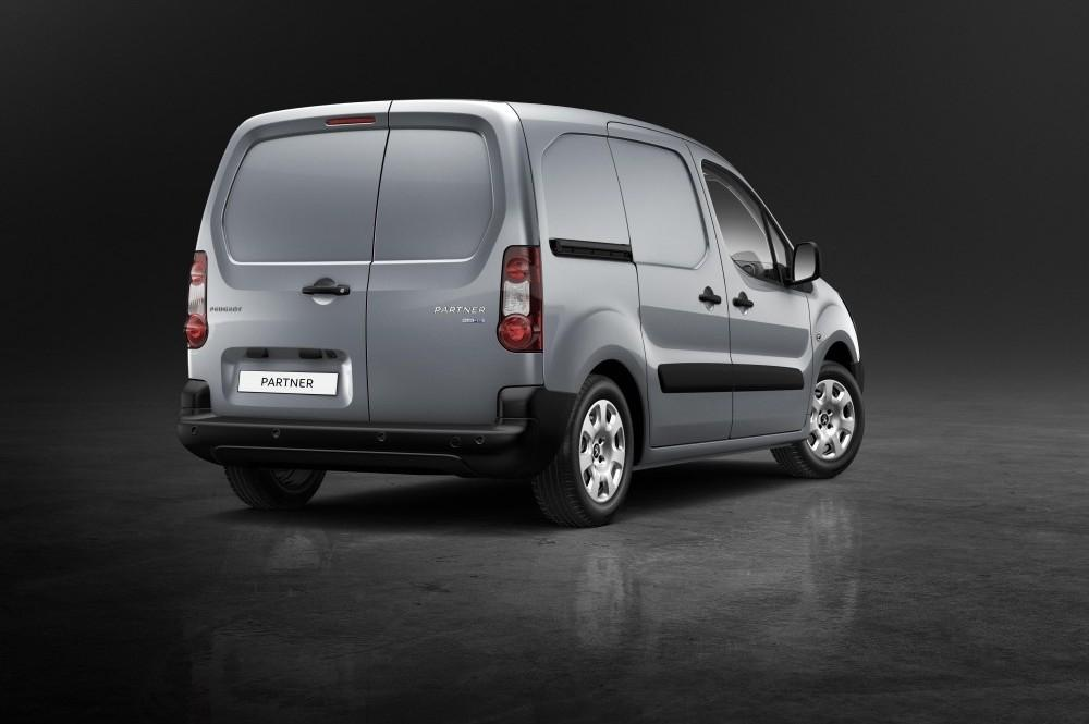 Peugeot Partner Professional Review