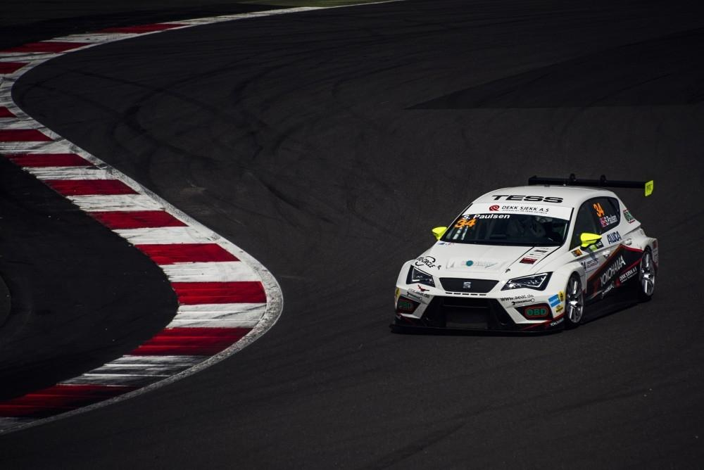 Brace Yourself For SEAT Leon Eurocup Action