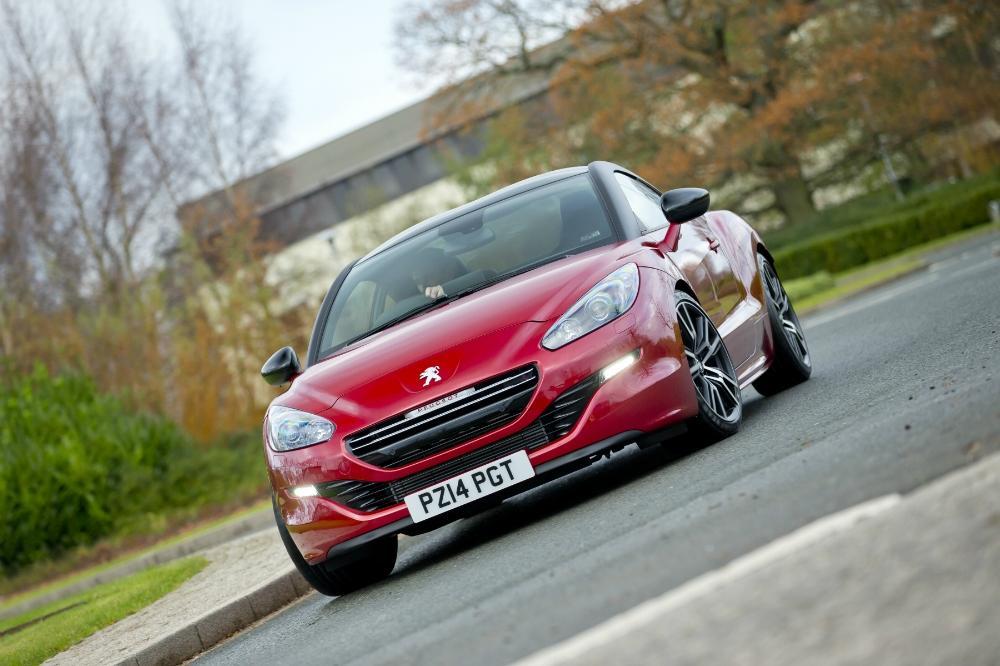 Peugeot RCZ Named Best Diesel Sports Car