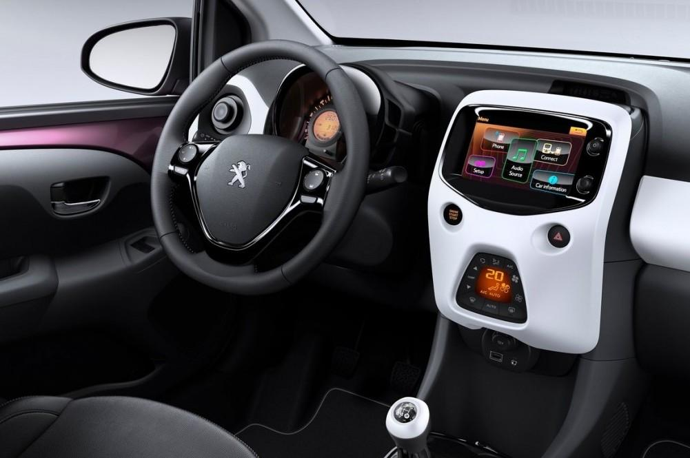 Peugeot 108 review