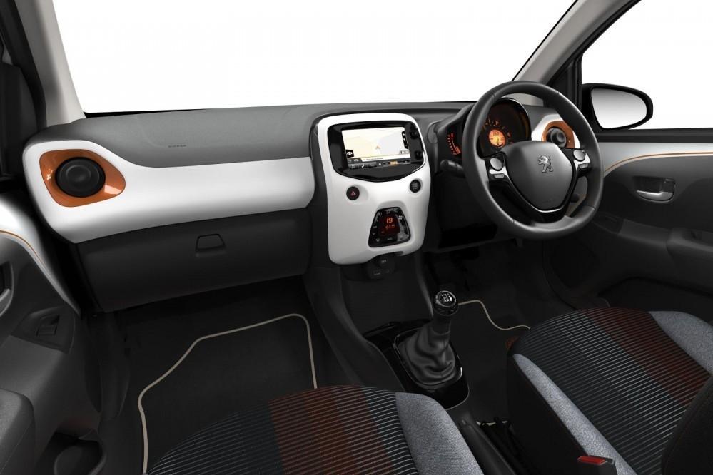 Peugeot 108 Range Gets Summer Boost