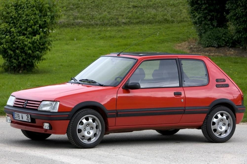 Peugeot 205 GTi is Hottest Hatch Ever