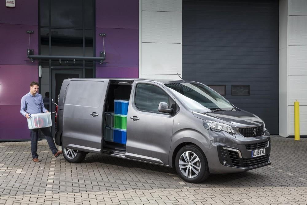 Peugeot Expert achieves double recognition
