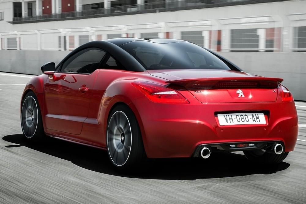 Peugeot RCZ R Review