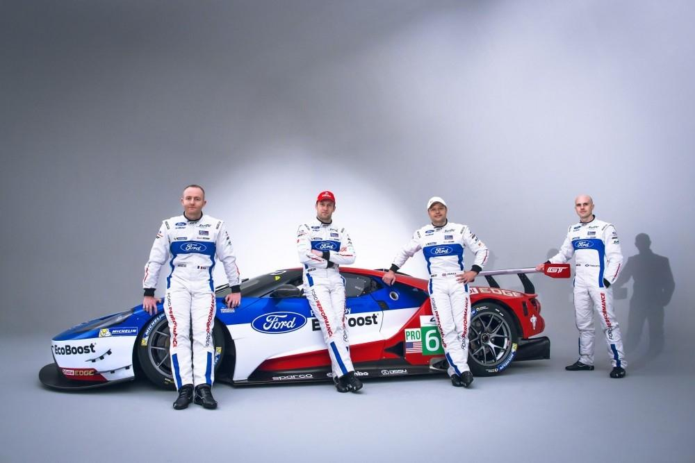 Ford GT in FIA World Endurance Championship