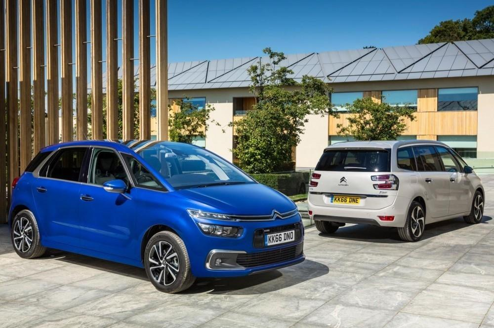 New Citroën C4 Picassos On Sale From Today