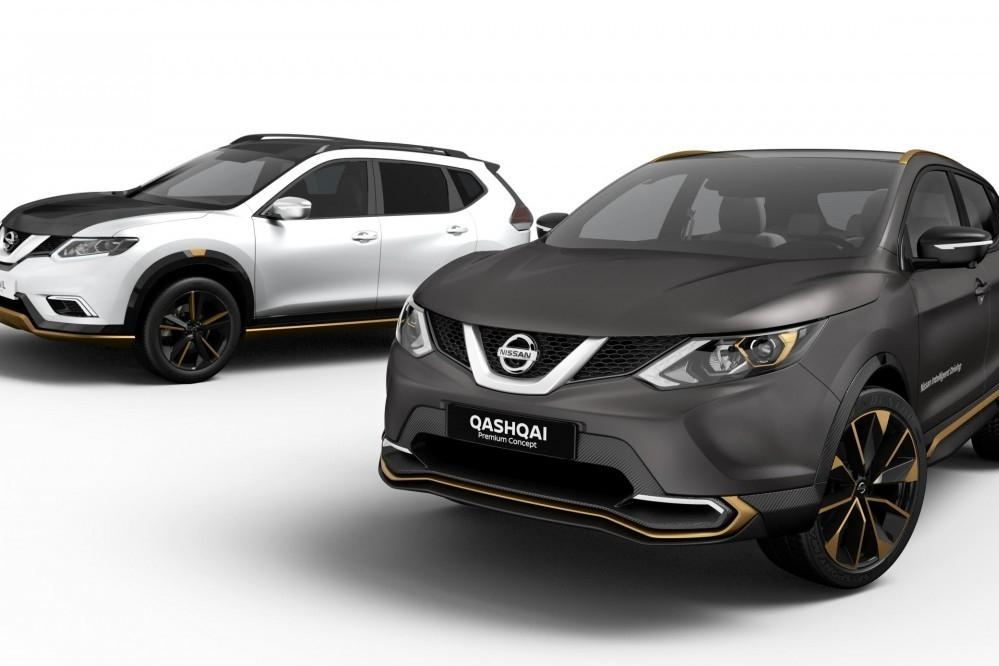Nissan to Showcase Special Crossovers