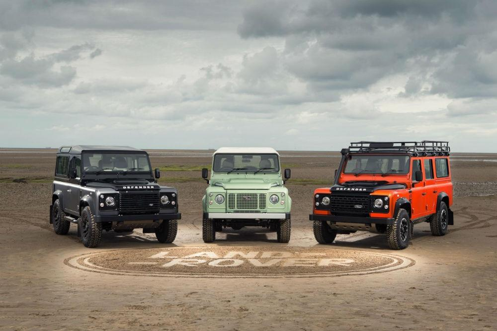 A Very Special Land Rover Defender