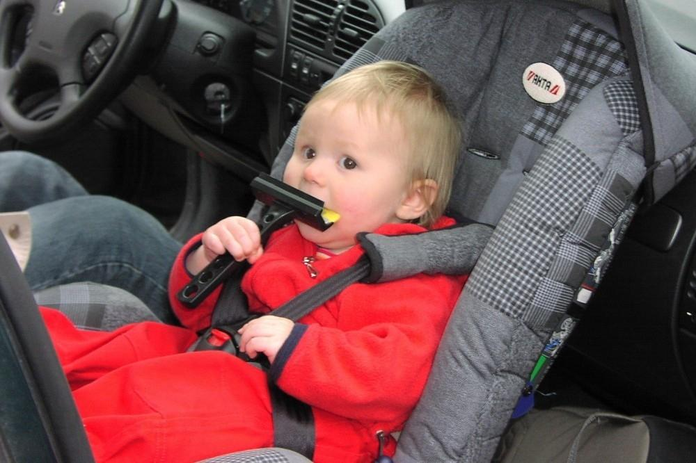 What Parents Need to Know About Child Car-Seat Safety