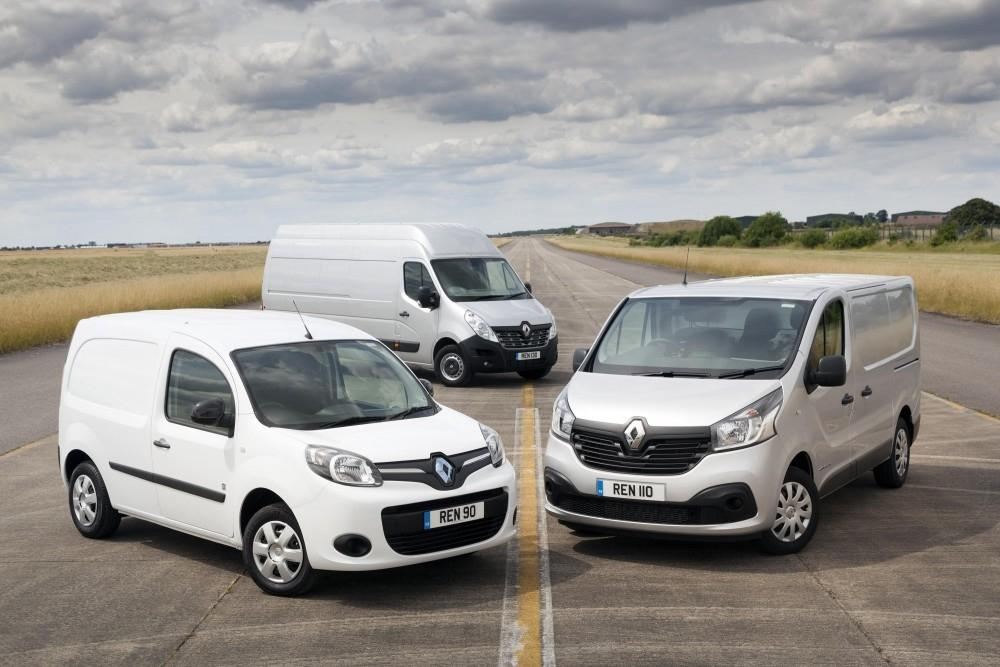 It's a record breaker for Renault vans