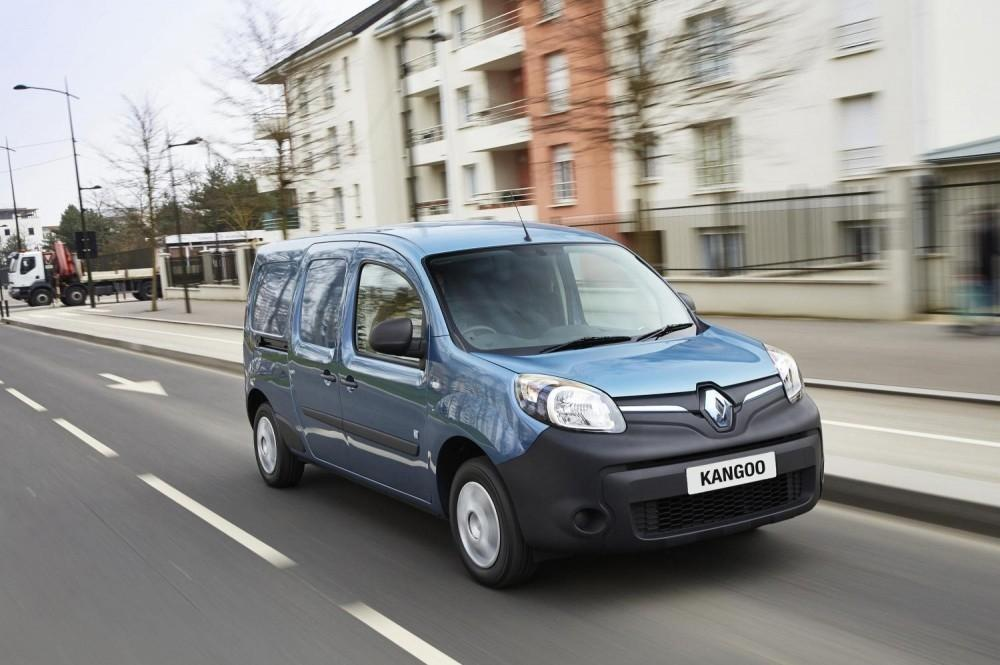 Renault Returns to Commercial Vehicle Show