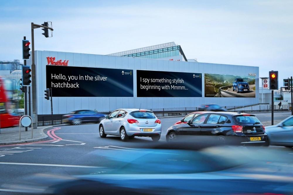 Innovative Ad Campaign For New Renault Mégane