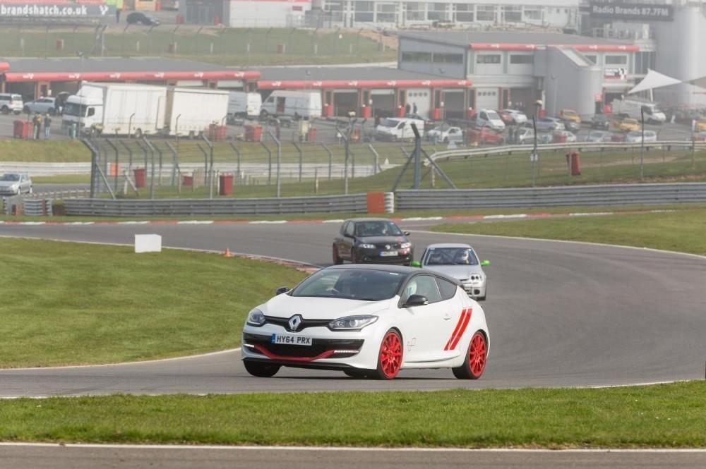 Renault Sport Track Day Programme Confirmed