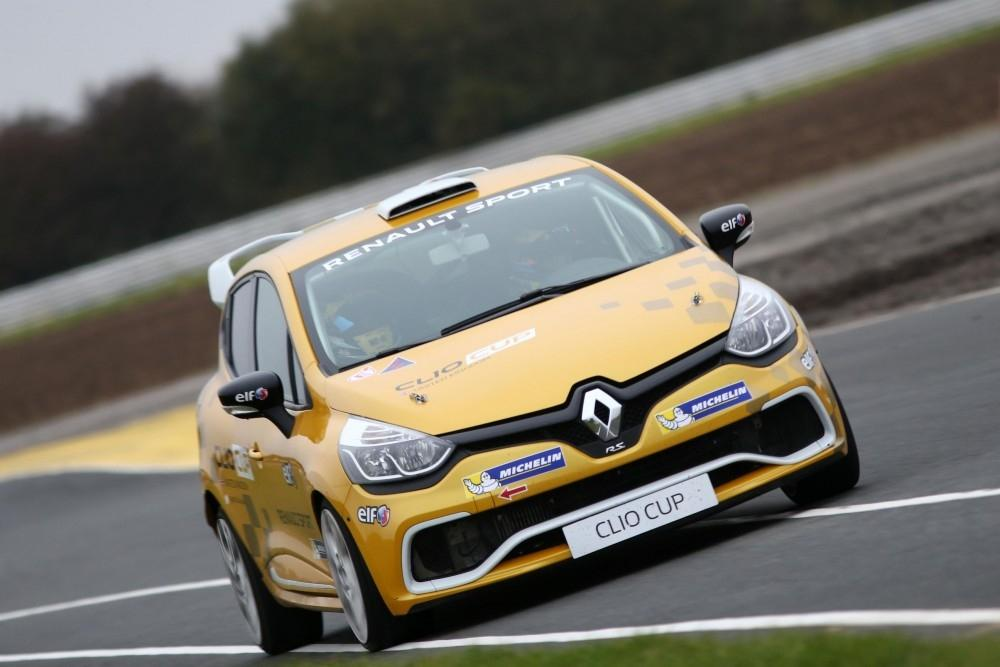Finsport to join Renault UK Clio Cup Junior championship
