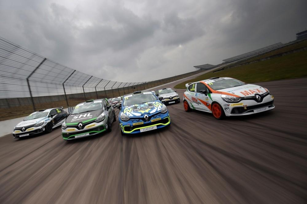 Renault UK Clio Cup Reveals Quality Entry List