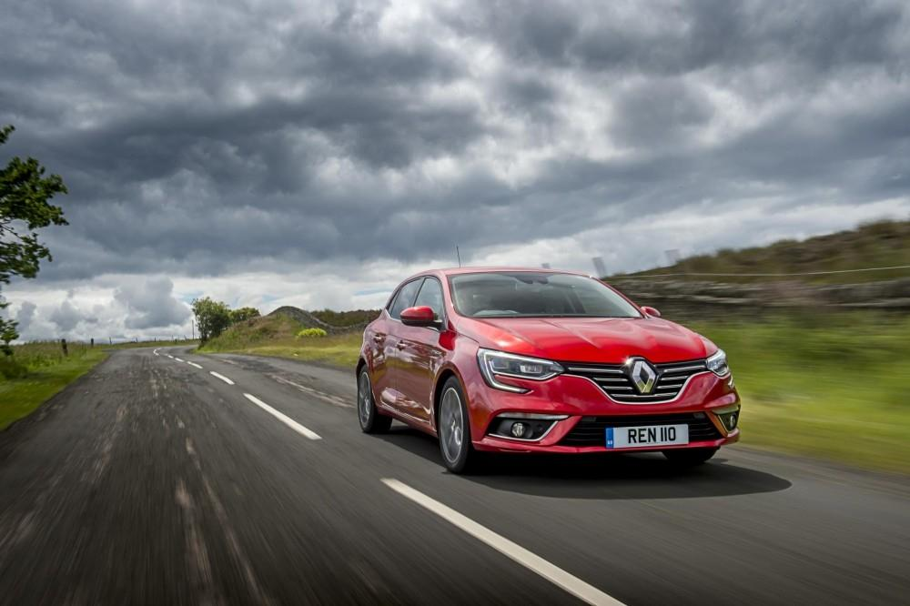 66-Plate Offers On Renault Model Range