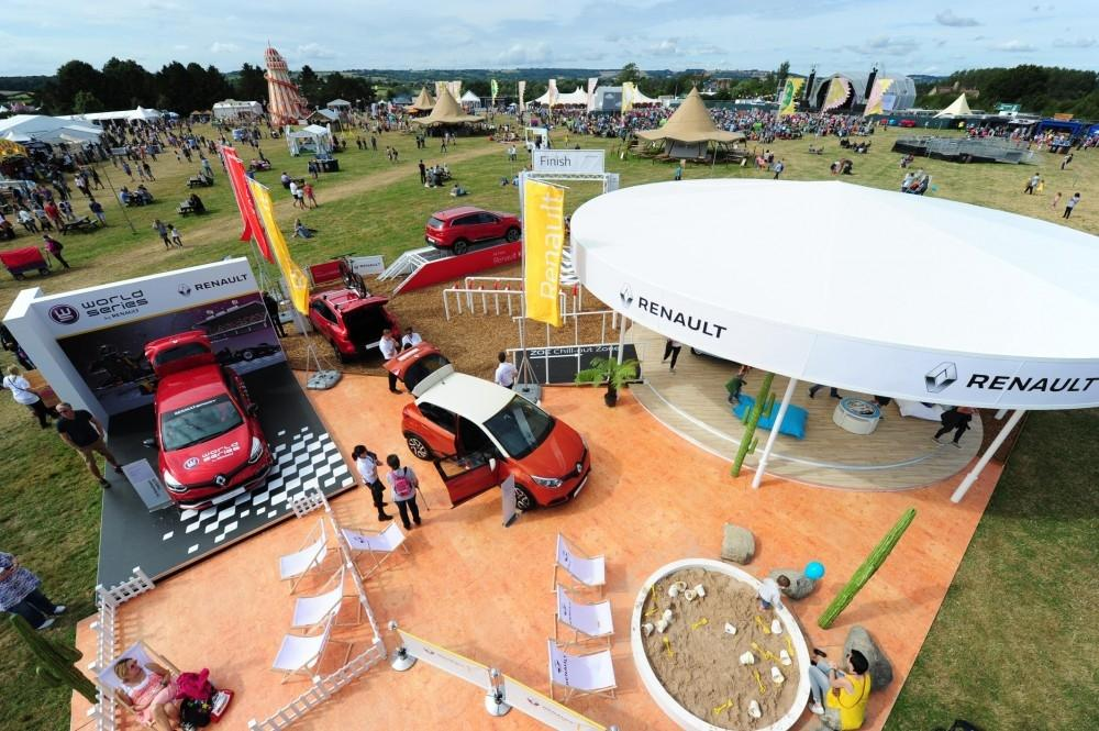 Renault Has A Taste For The Big Feastival