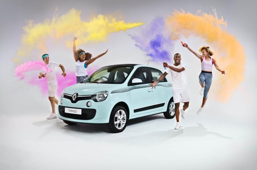 Renault Launches Special Edition Twingo