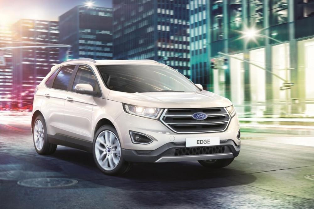Right Hand Ford Edge Coming Soon