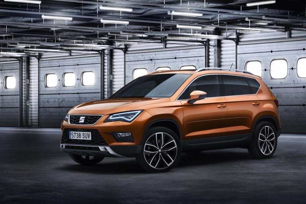 SEAT Ateca to be Shaped by Crowd-Sourcing