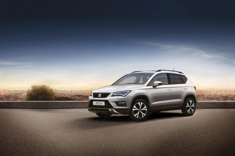 SEAT Ateca 'First Edition' Pricing Announced