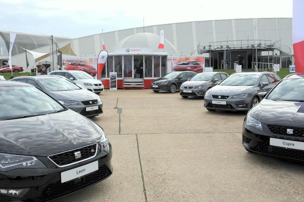 SEAT Shows off its Fleet Credentials