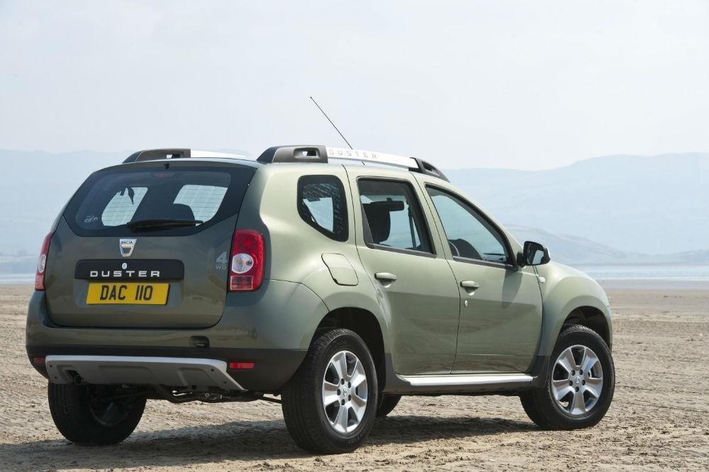 Dacia Duster Receives a Facelift
