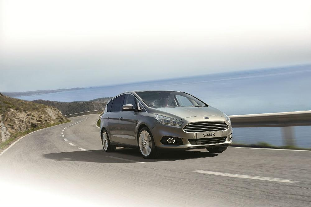 Could the new Ford S-MAX put an end to speeding fines?