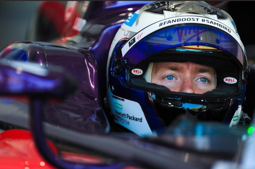 DS Virgin Racing Claims First Win of Season