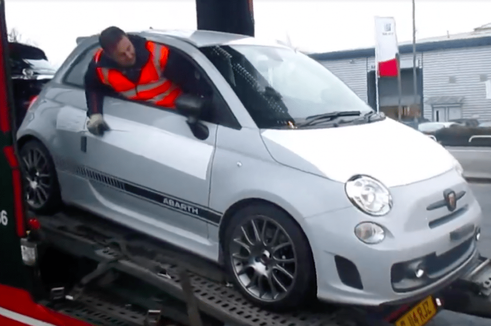 Not long to go until Abarth! This week on Facebook.