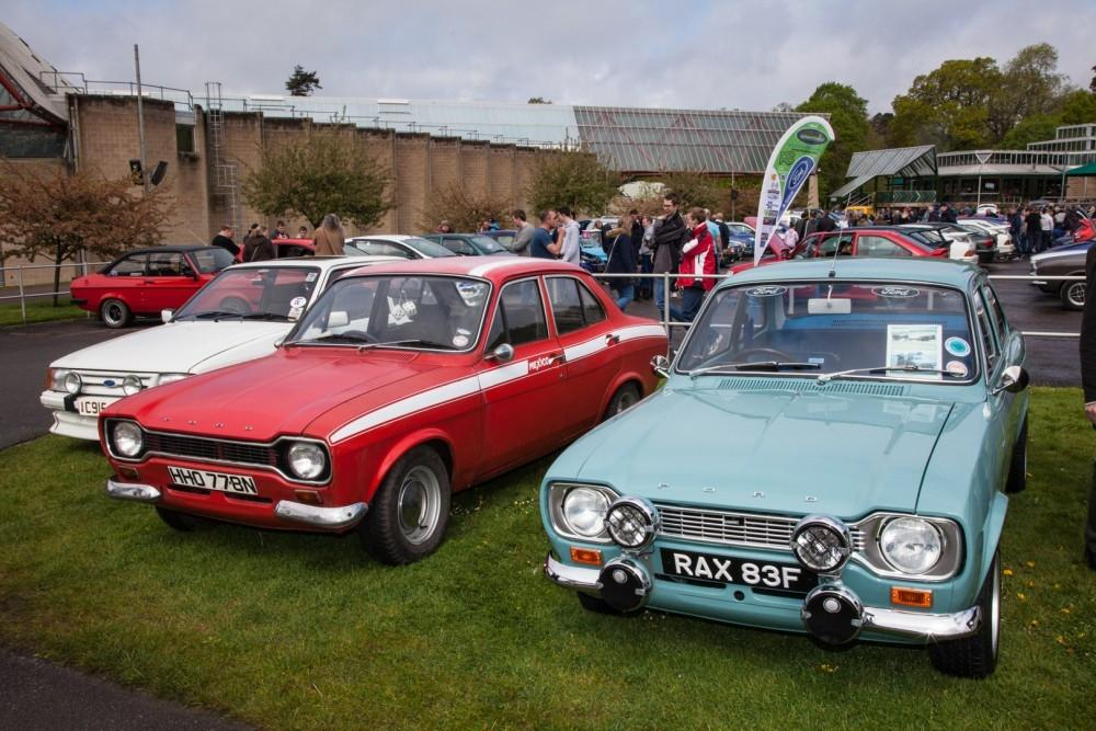 Ford Frenzy at Beaulieu this Weekend