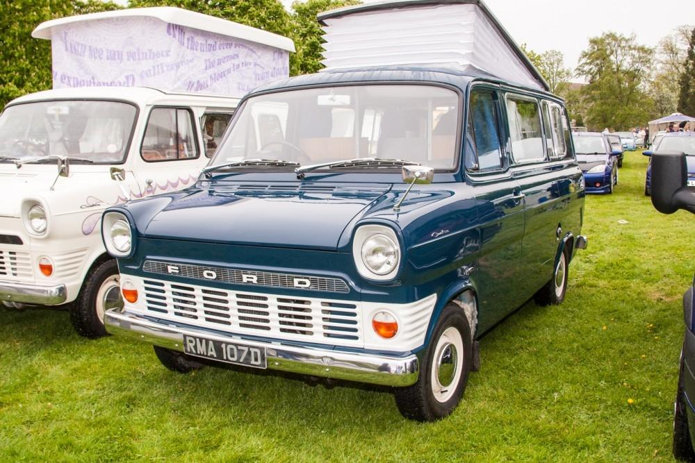 Simply Ford Returns to National Motor Museum