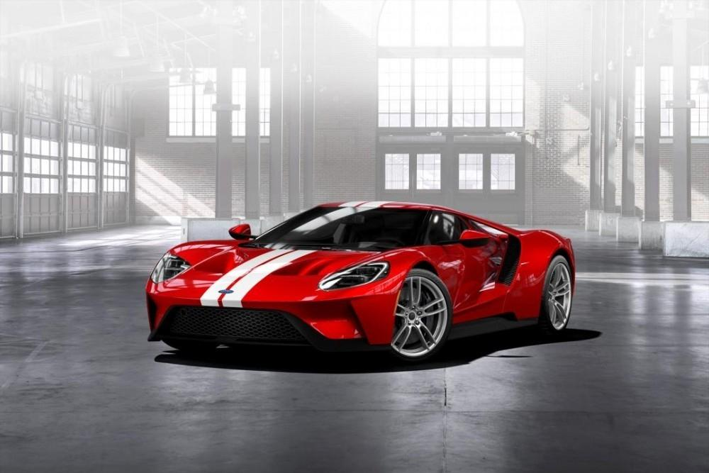 Two More Years Of Production For Ford GT