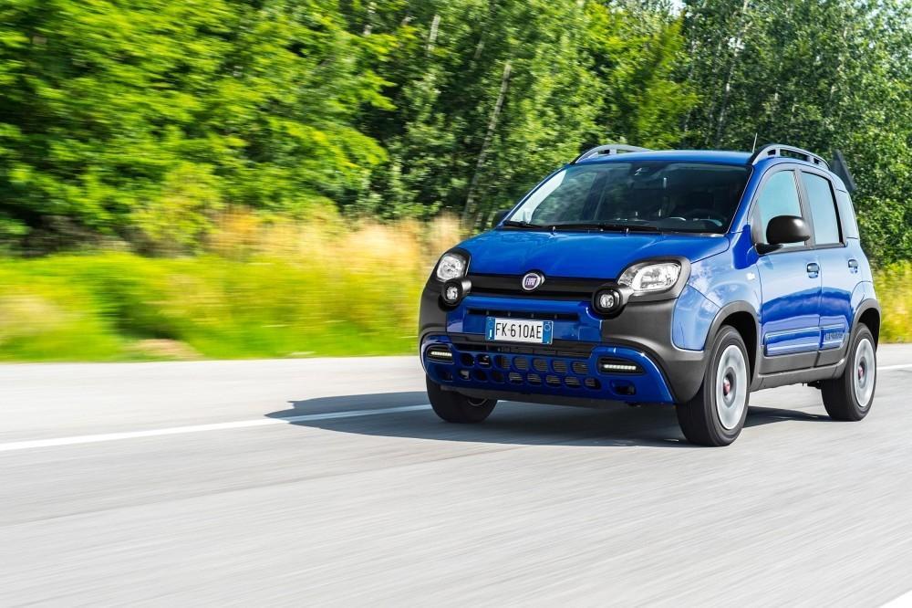 Fiat's City Cross Joins The Panda Family