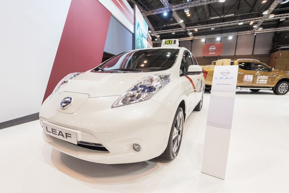 UK is Big Market for Nissan's Electric Taxi sales