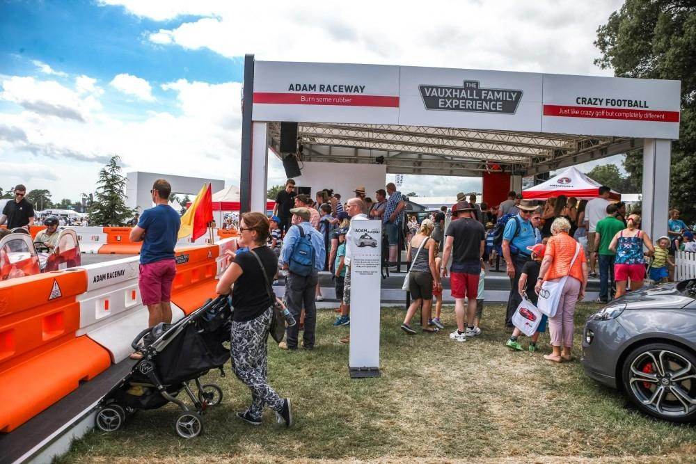 Vauxhall to Return to Goodwood Festival of Speed
