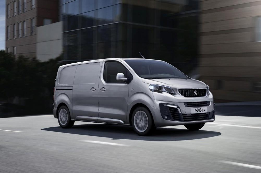 All-New Peugeot Expert Debuts at NEC