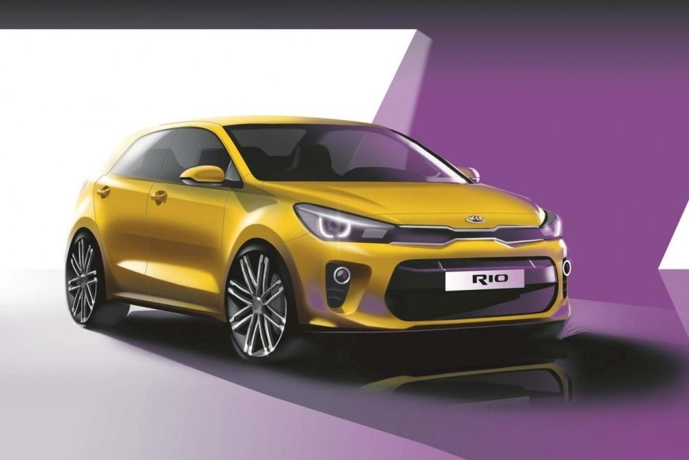 All-New Kia Rio Set To Rock Paris