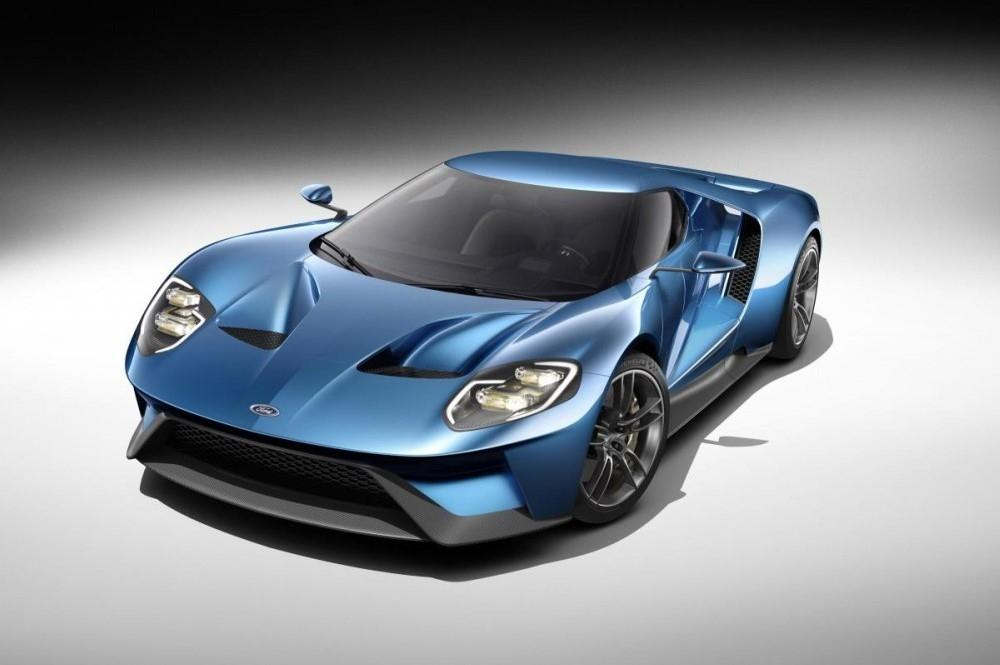 Light is Right for New Ford GT
