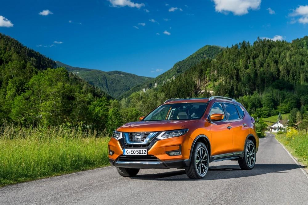 Nissan X-Trail Gets Better