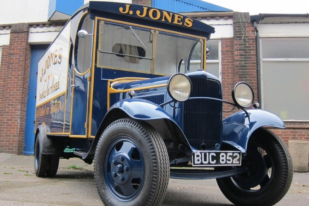 Dad's Army Van Given New Lease of Life