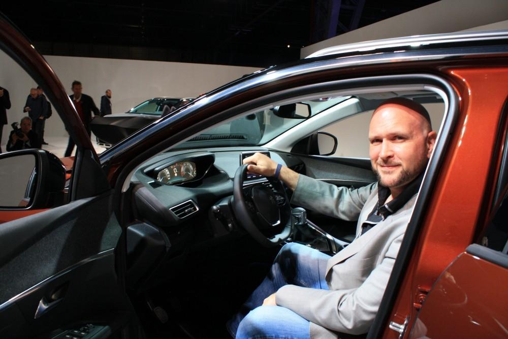 2017 Peugeot 3008 SUV International Reveal