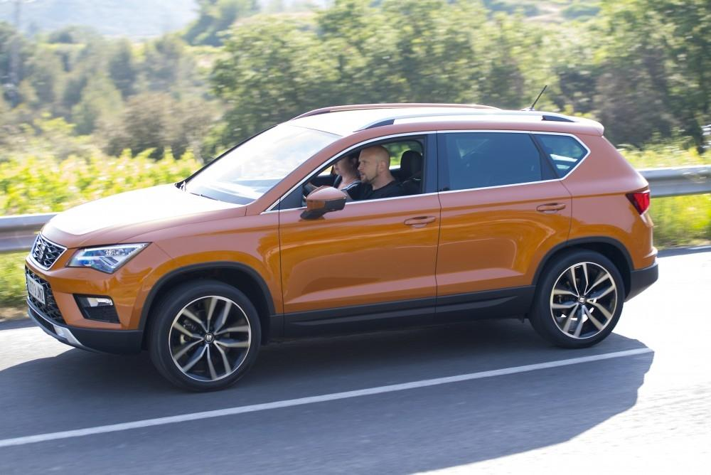 Ateca is SEAT's Most Crucial Cars Ever